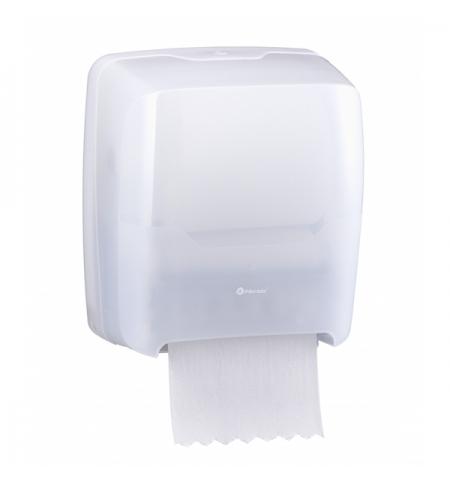 фото: Диспенсер для полотенец в рулонах Merida Harmony CHB301, белый