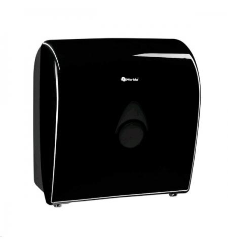 фото: Диспенсер для полотенец в рулонах Merida Top Black Maxi CCC301, черный
