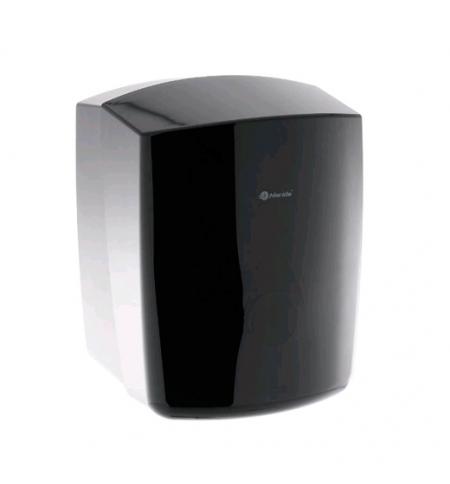 фото: Диспенсер для полотенец с центральной вытяжкой Merida Como Black Maxi CCC101, черный