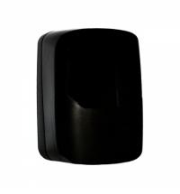 Диспенсер для полотенец с центральной вытяжкой Merida Harmony Black Maxi черный, CHC101