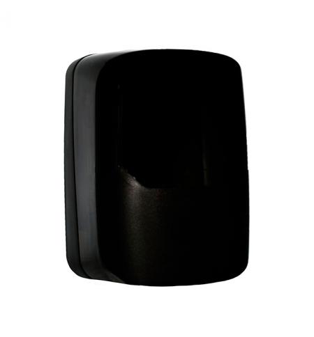 фото: Диспенсер для полотенец с центральной вытяжкой Merida Harmony Black Maxi черный, CHC101
