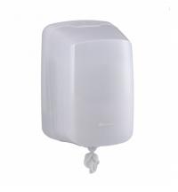 фото: Диспенсер для полотенец с центральной вытяжкой Merida Harmony Maxi, CHB101, белый