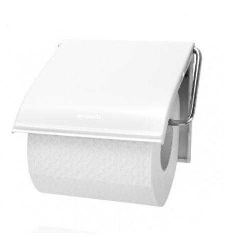фото: Держатель туалетной бумаги Merida U1B, эмалированный