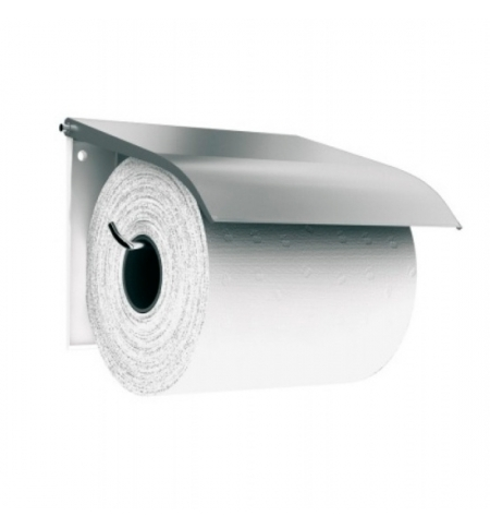 фото: Держатель туалетной бумаги Merida U1MS, матовый металлик