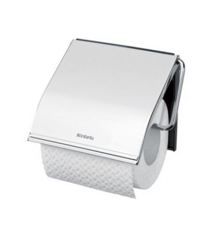 фото: Держатель туалетной бумаги Merida U1S, полированный металлик