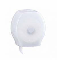 Диспенсер для туалетной бумаги в рулонах Merida Harmony Maxi, BHB101, белый