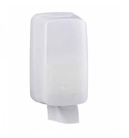 фото: Диспенсер для туалетной бумаги листовой Merida Harmony BHB401, белый