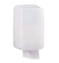 Диспенсер для туалетной бумаги листовой Merida Harmony BHB401, белый