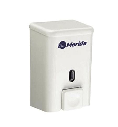 фото: Диспенсер для мыла наливной Merida Популярный Д112, белый, 500мл