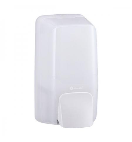 фото: Дозатор для мыла Merida Harmony DHB103, 1.2л, белый, сенсорный