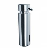 фото: Дозатор для мыла Merida Vip D44C, настольный, хромированный, 300мл