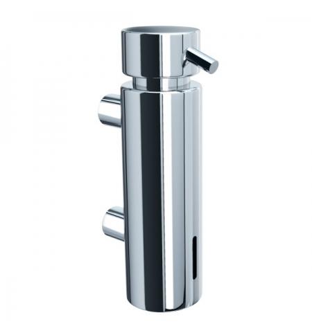 фото: Дозатор для мыла Merida Vip D45C, с настенным креплением, хромированный, 300мл