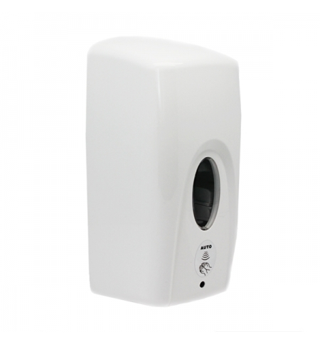 фото: Дозатор шампуня в картриджах Merida 500мл, DHB125, белый