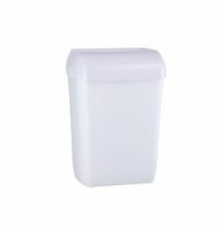 Контейнер для мусора Merida Harmony 23л, белый, KHB101