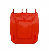 Крышка для контейнера Merida 240л, красная, KJR913