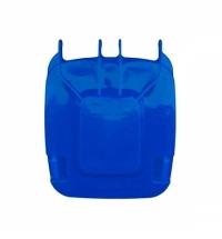 Крышка для контейнера Merida 240л, синяя, KJN913