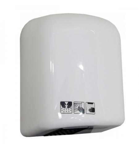 фото: Сушилка для рук Merida EcoFlow Plus 1580 Вт, 20м/с, белая, EJB101