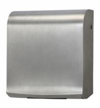 Сушилка для рук Merida Slimstar 950 Вт, 77м/с, матовый металлик, EIM105