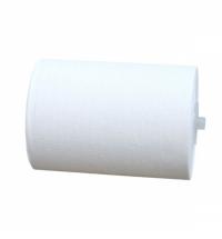 фото: Полотенца бумажные Мерида Top Automatic  Mini БПАТ401, в рулоне, белые, 100м, 2 слоя, 11 рулонов