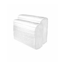 фото: Бумажные полотенца Merida Z-классик листовые, белые, z укладка, 200шт, 1 слой