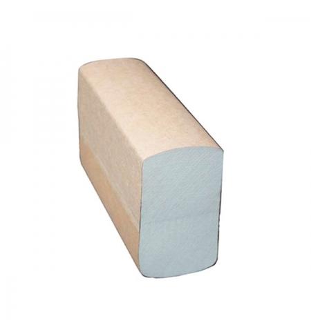фото: Бумажные полотенца Merida Z-топ листовые, белые, z укладка, 200шт, 2 слоя