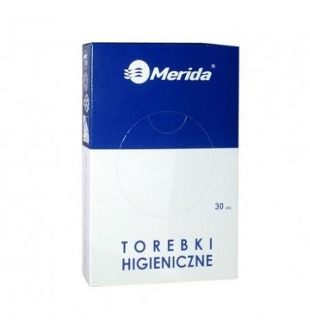 фото: Гигиенические пакеты Merida ТО1 30шт, TAA901