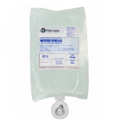 фото: Антибактериальная пена в картридже Merida Rivella 700мл, для рук, с антисептическим эффектом, LFT202