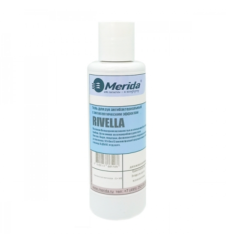 фото: Антисептик для рук Merida Rivella 150мл, бесспиртовой, MK005