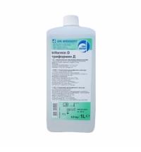Антисептик для рук Merida Triformin D 1л, UN1219