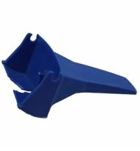 фото: Локтевая клавиша к дозаторам Merida I D1RN, синяя