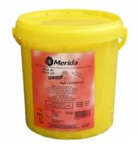 фото: Очищающая паста для рук Merida 10л, для очистки сильно загрязненных рук, PA18