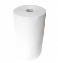 Протирочный материал Merida UAB701, для очистки загрязнений, в рулоне, 110м, 1 слой, белый