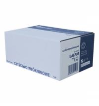 фото: Протирочный материал Merida UAB703, для очистки сильных загрязнений, в коробке, 100шт, белый
