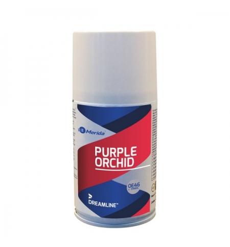 фото: Освежитель воздуха Merida DreamLine OE46, Purple Orchid, 270мл, запасной картридж