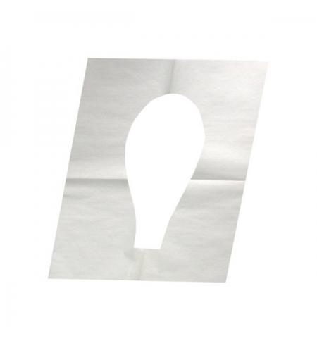 фото: Индивидуальные покрытия на унитаз Merida Stella ГП11СТ, белые, 100шт