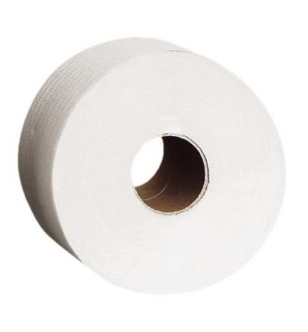 фото: Туалетная бумага Merida Classic Mini 19 ТБК222, в рулоне, 180м, 1 слой, белая, 12 рулонов