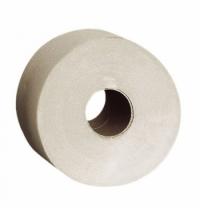 фото: Туалетная бумага Merida Economy Mini 17 ТБЭ310, в рулоне, 200м, 1 слой, белая, 12 рулонов