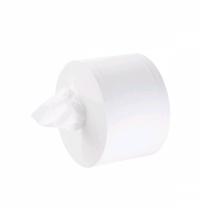 Туалетная бумага Merida Harmony BHB701, в рулоне с центральной вытяжкой, 480м, 2 слоя, белая