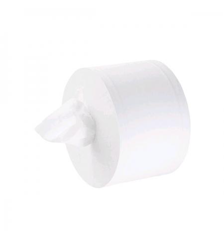 фото: Туалетная бумага Merida Harmony BHB701, в рулоне с центральной вытяжкой, 480м, 2 слоя, белая