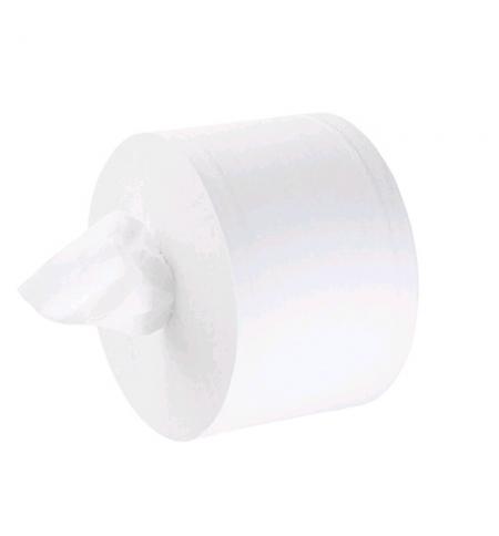 фото: Туалетная бумага Merida Top Maxi 18 ТБТ701, в рулоне с центральной вытяжкой, 207м, 2 слоя, белая, 6