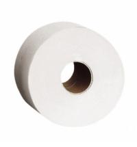 фото: Туалетная бумага Merida Top Maxi 23 ТБТ101, в рулоне, 240м, 2 слоя, белая, 6 рулонов