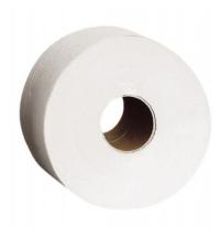 Туалетная бумага Merida Top Mini 19 ТБТ201, в рулоне, 180м, 2 слоя, белая, 12 рулонов