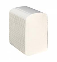 фото: Туалетная бумага Merida Top PTB403, 250 листов, 2 слоя, белая, 36 пачек