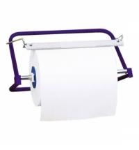 Держатель для бумажных полотенец Merida ST2N, синий, металлический, настенный