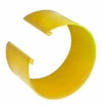 Кольцо цветовой кодировки Merida для ручки, желтое, К003