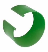 Кольцо цветовой кодировки Merida для ручки, зеленое, К004