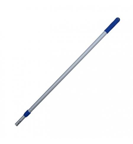 фото: Ручка швабры Merida Economy 180см, телескопическая, алюминиевая, HFK301