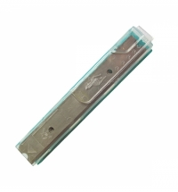 фото: Лезвия для скребка для стекол Merida 10см, 10шт, в пенале, L008
