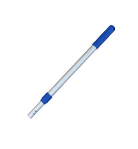 фото: Ручка швабры Merida Mini 90см, телескопическая, алюминиевая, HFK302