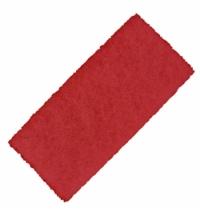 Пад Merida Optimum 25x11.5см, красный, с абразивом, SPR401